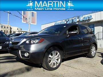 2011 Acura RDX for sale in Ardmore, PA
