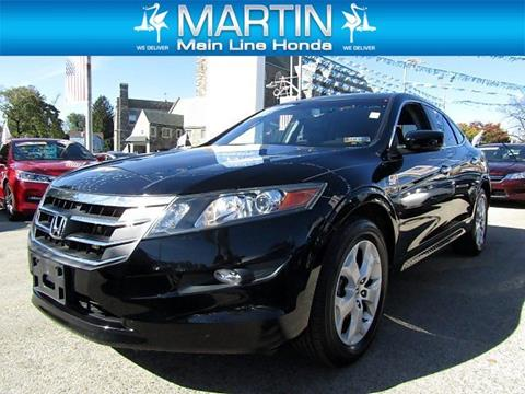 2011 Honda Accord Crosstour for sale in Ardmore, PA
