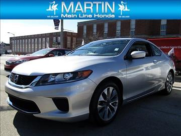 2014 Honda Accord for sale in Ardmore PA