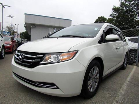 2015 Honda Odyssey for sale in Ardmore PA