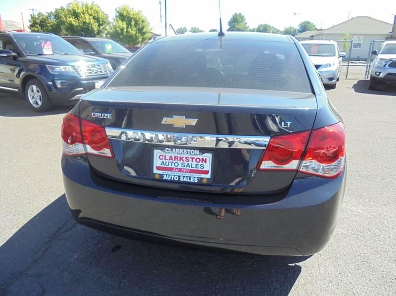 2014 Chevrolet Cruze 1LT Auto 4dr Sedan w/1SD - Clarkston WA