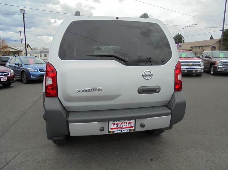 2014 Nissan Xterra 4x4 S 4dr SUV 5A - Clarkston WA