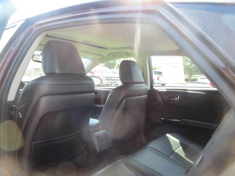 2013 Toyota Avalon XLE Touring 4dr Sedan - Clarkston WA