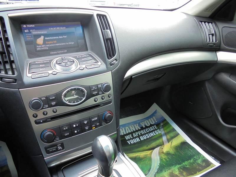 2013 Infiniti G37 Sedan AWD x 4dr Sedan - Clarkston WA