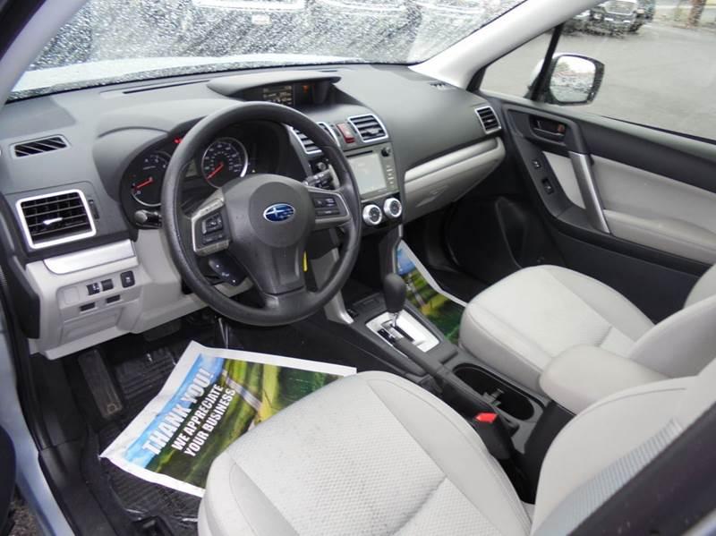 2016 Subaru Forester AWD 2.5i Premium 4dr Wagon CVT - Clarkston WA