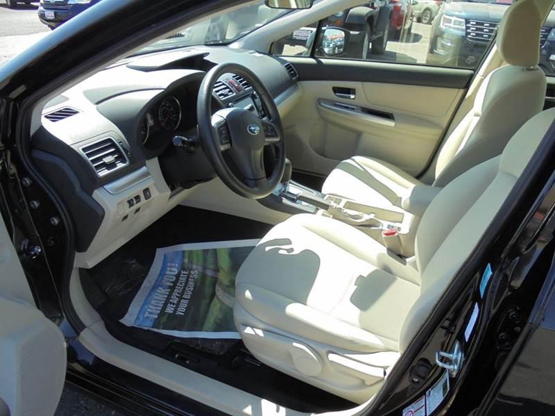 2016 Subaru Impreza AWD 2.0i Premium 4dr Sedan - Clarkston WA