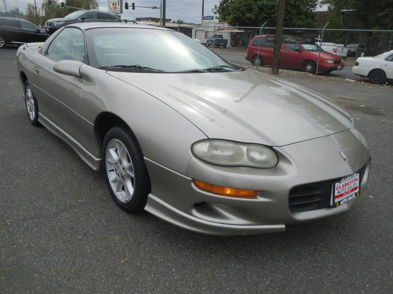 2000 pontiac sunfire se 2dr coupe in clarkston wa. Black Bedroom Furniture Sets. Home Design Ideas