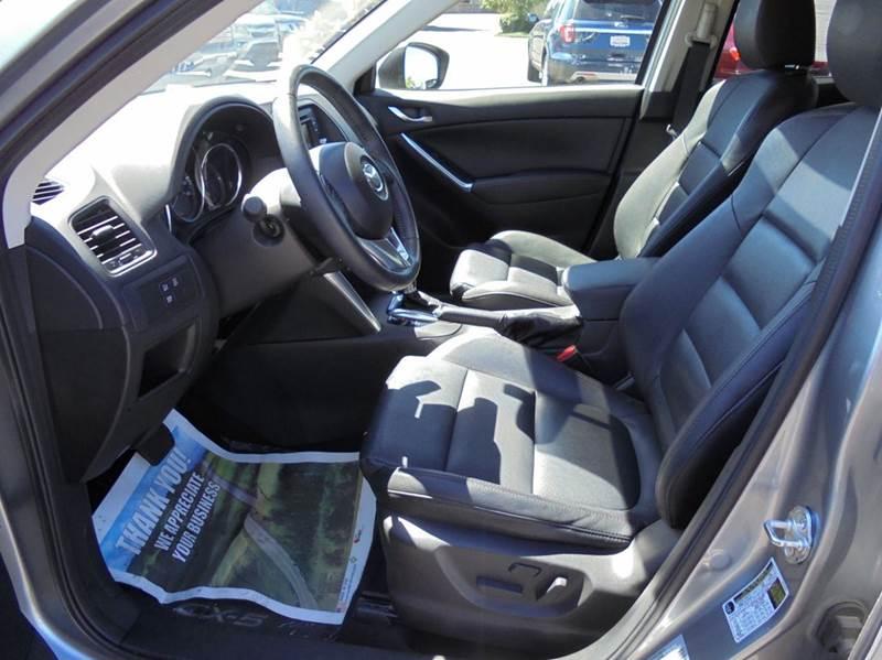 2015 Mazda CX-5 AWD Grand Touring 4dr SUV - Clarkston WA