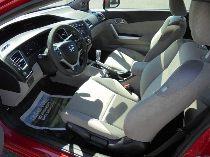 2013 Honda Civic EX 2dr Coupe 5M - Clarkston WA