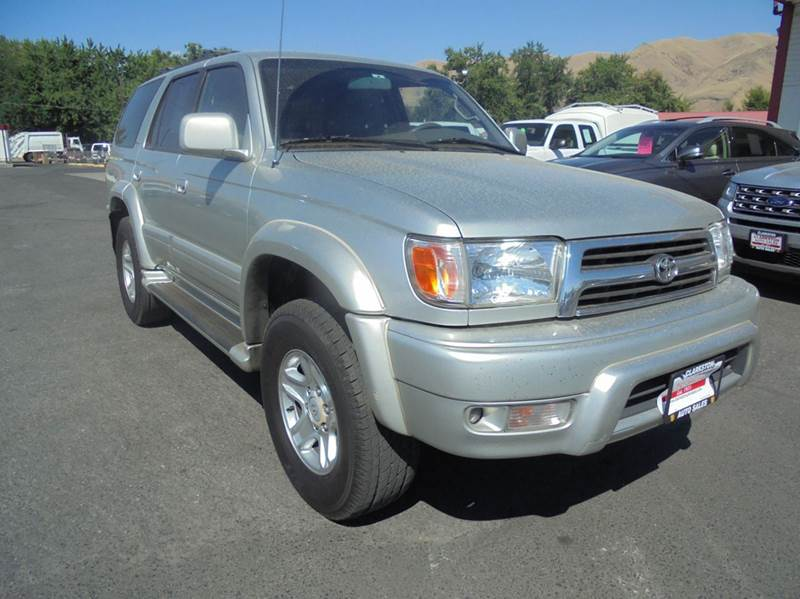 1999 Toyota 4Runner 4dr Limited 4WD SUV - Clarkston WA