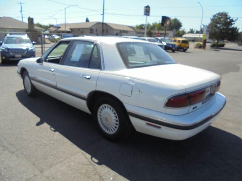 1997 Buick LeSabre Custom 4dr Sedan - Clarkston WA