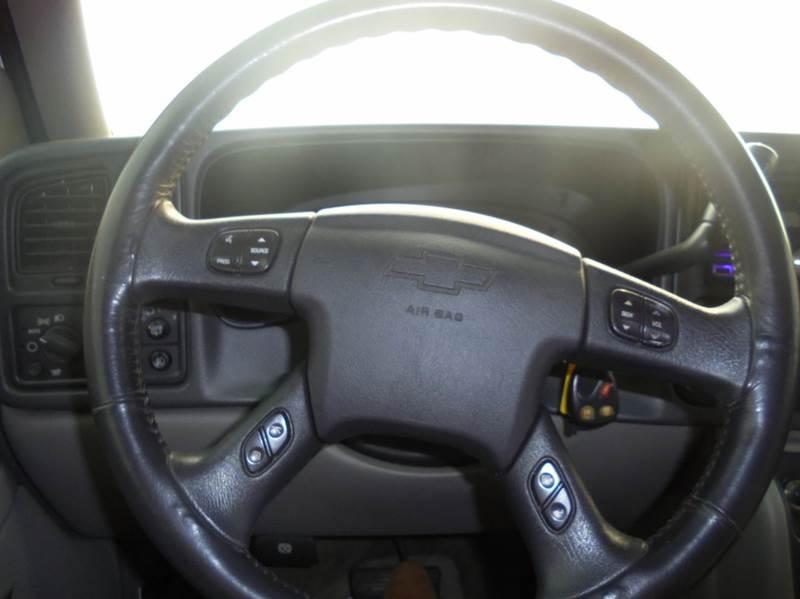 2003 Chevrolet Tahoe LT 4WD 4dr SUV - Clarkston WA