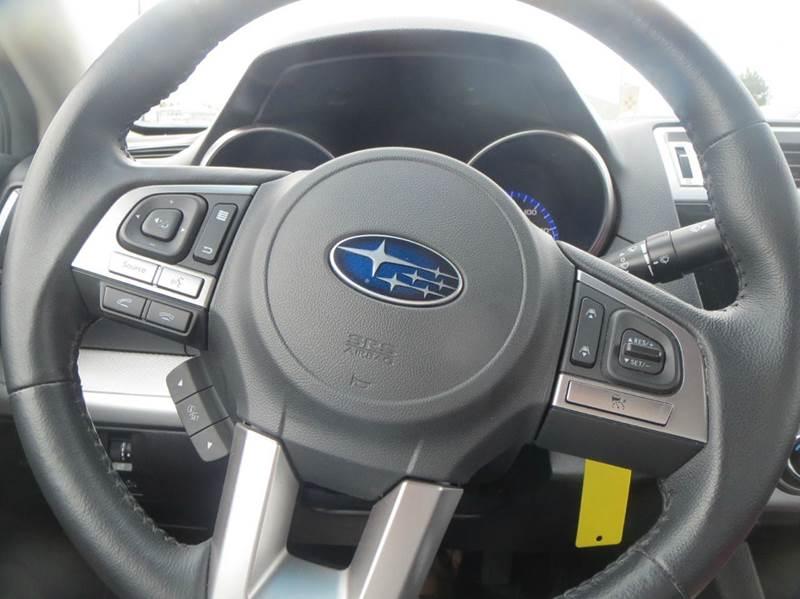 2015 Subaru Legacy AWD 2.5i Premium 4dr Sedan - Clarkston WA