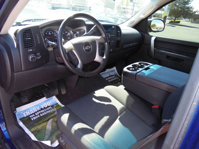 2013 Chevrolet Silverado 1500 4x4 LT 4dr Crew Cab 5.8 ft. SB - Clarkston WA