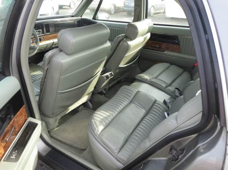1996 Buick Park Avenue 4dr Sedan - Clarkston WA