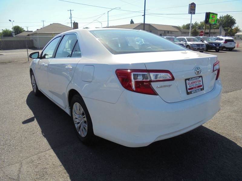2012 Toyota Camry LE 4dr Sedan - Clarkston WA