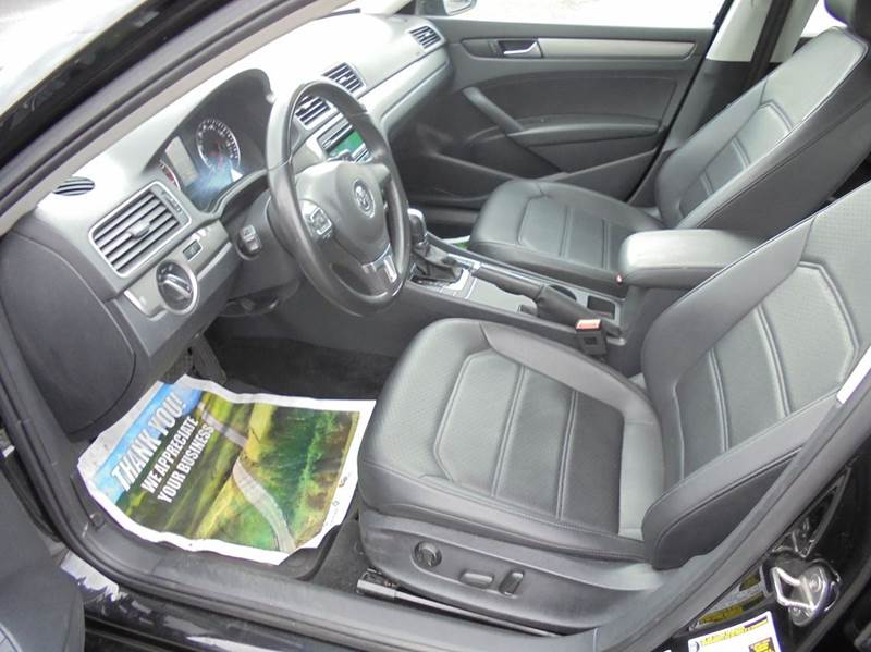 2015 Volkswagen Passat Wolfsburg Edition PZEV 4dr Sedan - Clarkston WA