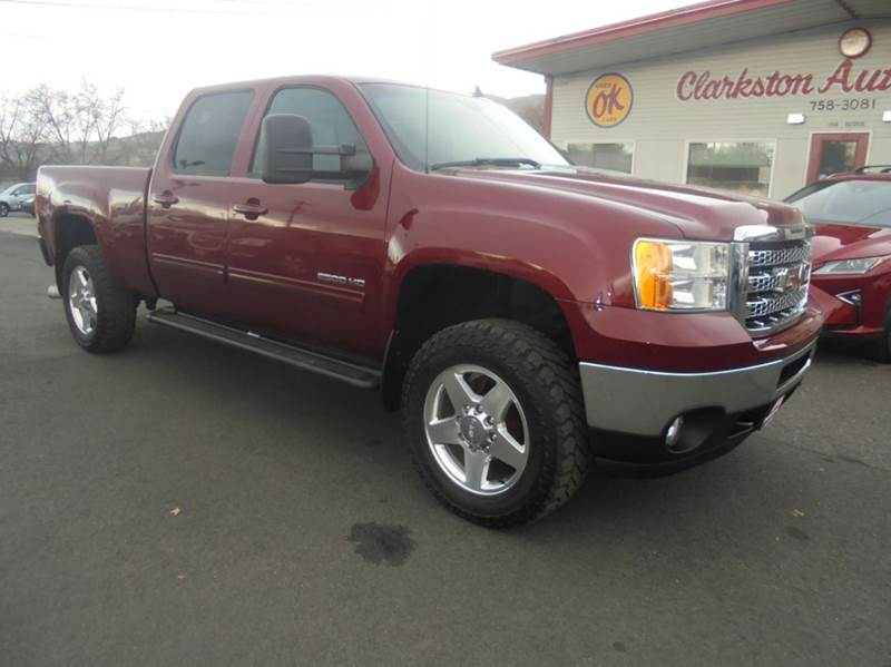 2014 gmc sierra 2500hd for sale in washington for Clyde revord motors everett wa