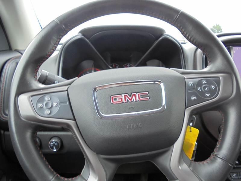 2015 GMC Canyon 4x4 SLE 4dr Extended Cab 6 ft. LB - Clarkston WA