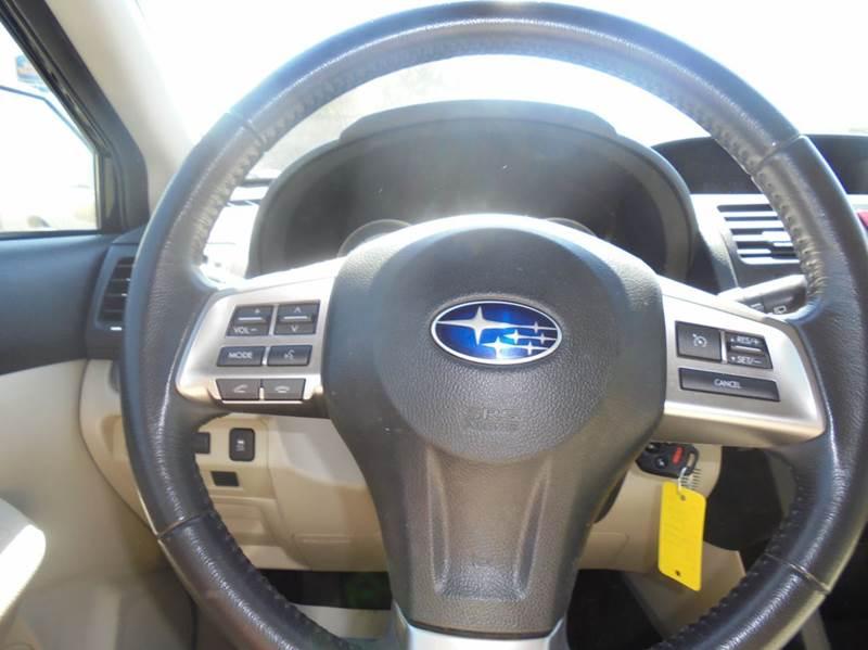 2014 Subaru Impreza AWD 2.0i Sport Premium 4dr Wagon CVT - Clarkston WA