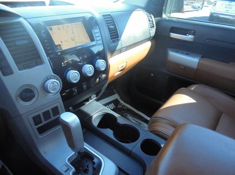 2007 Toyota Tundra Limited 4dr CrewMax Cab 4x4 SB (5.7L V8) - Clarkston WA