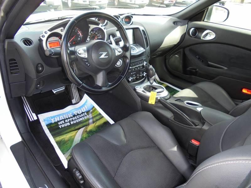 2009 Nissan 370Z Touring 2dr Coupe 7A - Clarkston WA