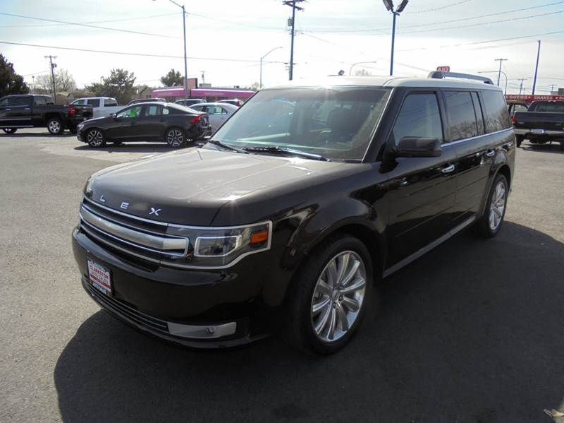 2014 Ford Flex AWD Limited 4dr Crossover - Clarkston WA