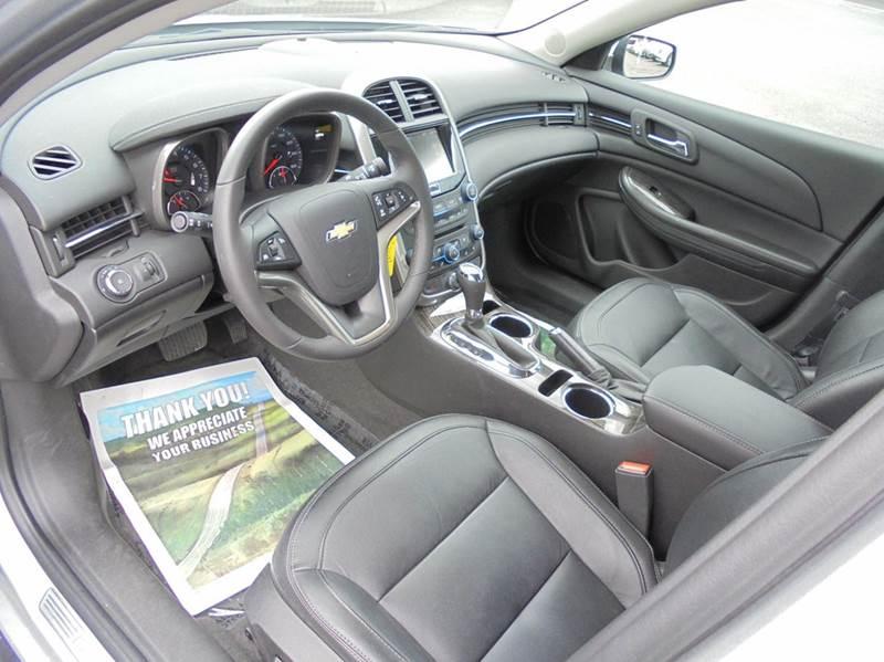 2016 Chevrolet Malibu Limited LTZ 4dr Sedan - Clarkston WA