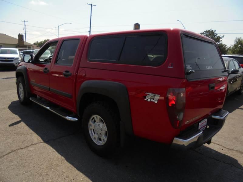 2004 Chevrolet Colorado 4dr Crew Cab Z85 LS 4WD SB - Clarkston WA