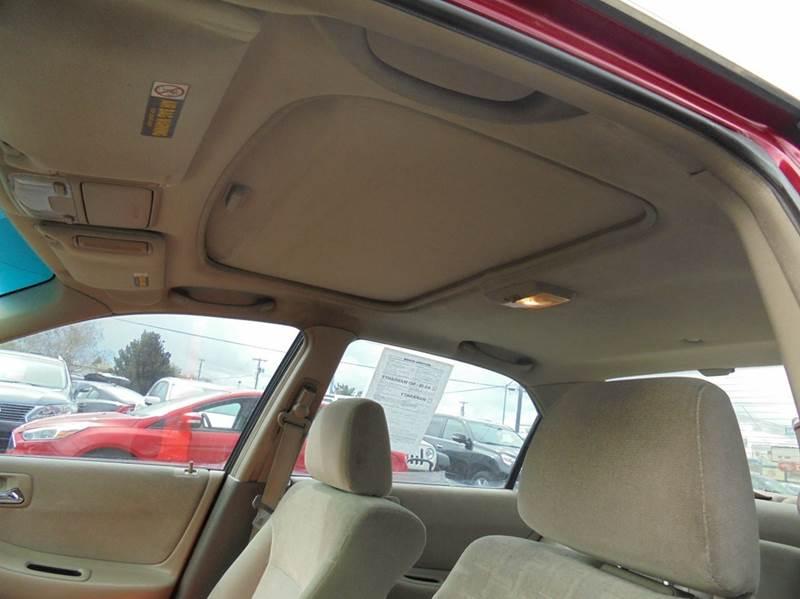 2001 Honda Accord EX 4dr Sedan - Clarkston WA