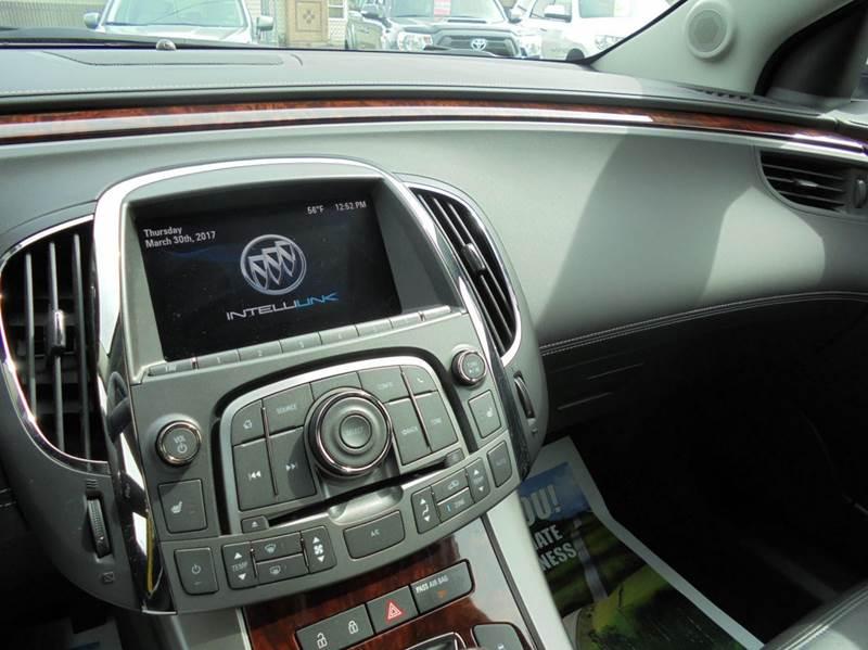2013 Buick LaCrosse Leather 4dr Sedan - Clarkston WA