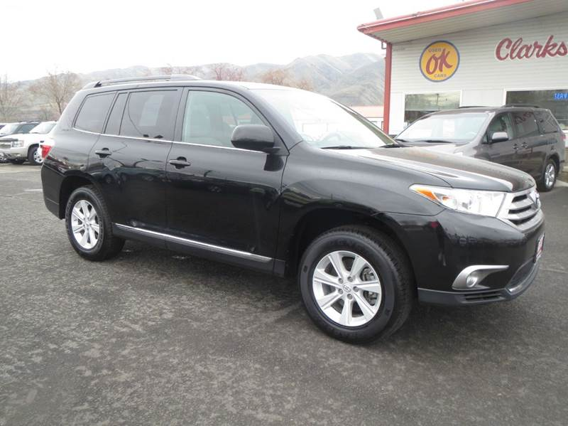2011 toyota highlander awd 4dr suv in clarkston wa. Black Bedroom Furniture Sets. Home Design Ideas
