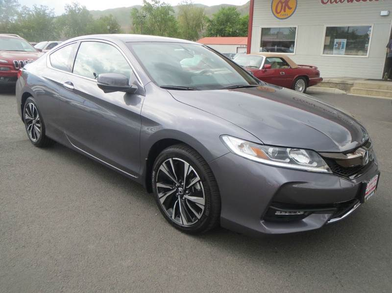 2016 honda accord ex l v6 2dr coupe 6a in clarkston wa clarkston auto sales. Black Bedroom Furniture Sets. Home Design Ideas