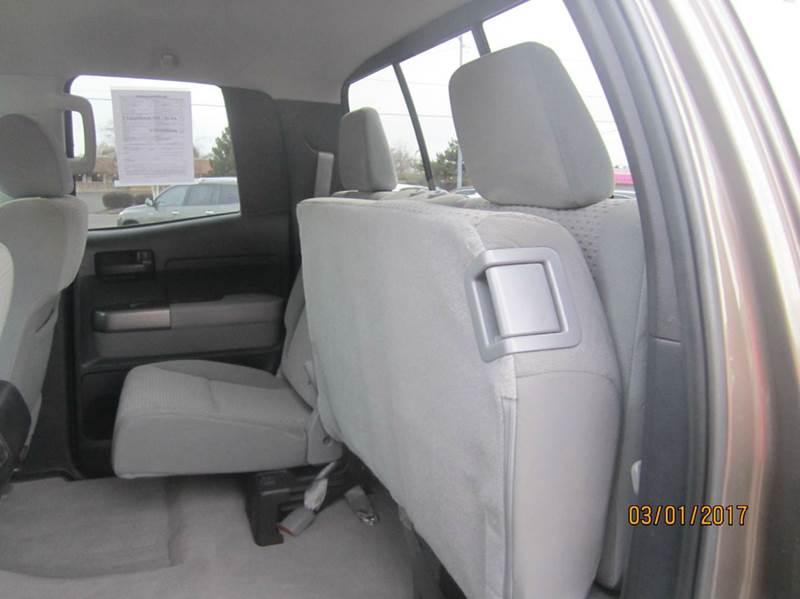 2011 Toyota Tundra 4x4 Grade 4dr Double Cab Pickup SB (5.7L V8) - Clarkston WA
