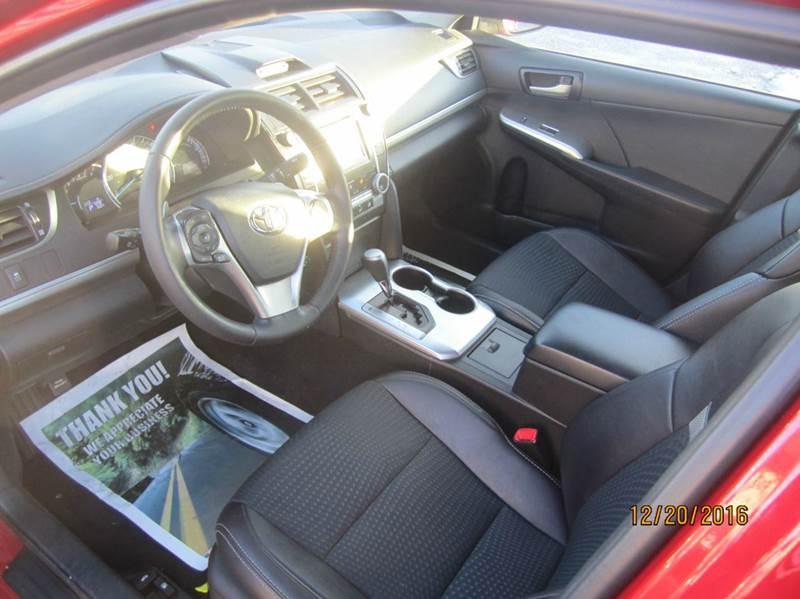 2014 Toyota Camry SE 4dr Sedan - Clarkston WA