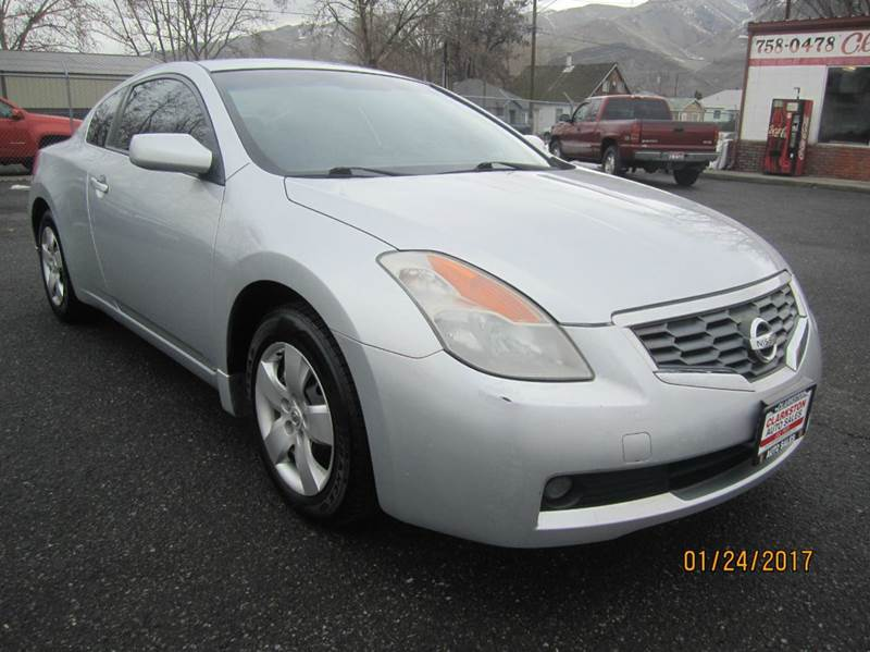 2008 nissan altima 2 5 s 2dr coupe cvt in clarkston wa clarkston auto sales. Black Bedroom Furniture Sets. Home Design Ideas