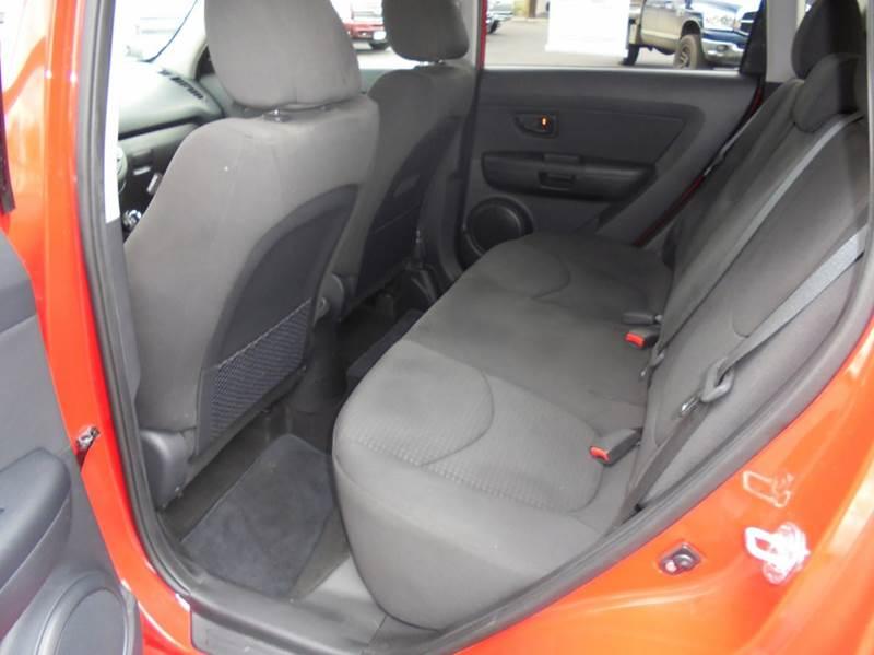 2013 Kia Soul 4dr Wagon 6A - Clarkston WA