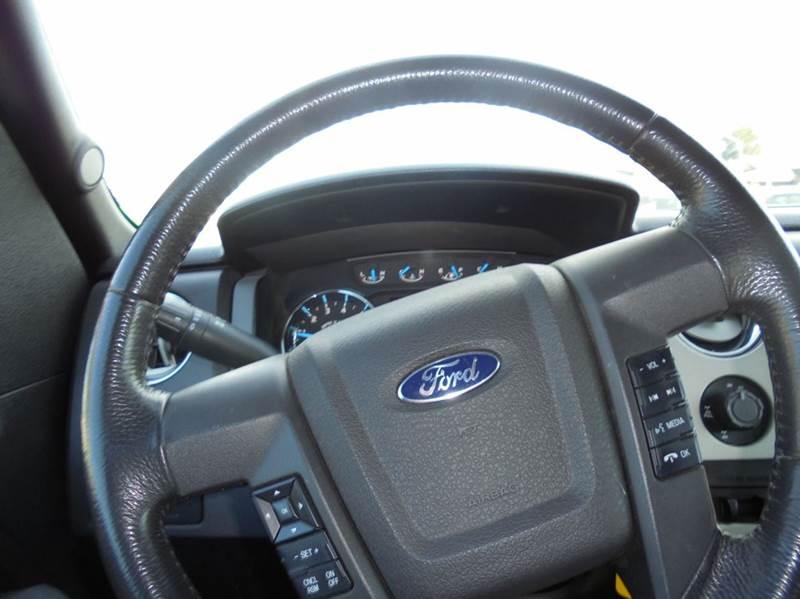 2013 Ford F-150 4x4 XLT 4dr SuperCrew Styleside 6.5 ft. SB - Clarkston WA