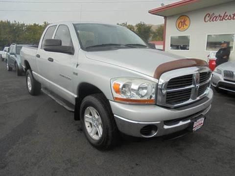 2006 Dodge Ram Pickup 1500 for sale in Clarkston, WA