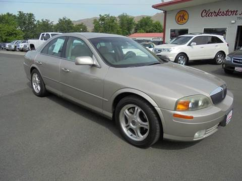 2002 Lincoln LS for sale in Clarkston, WA