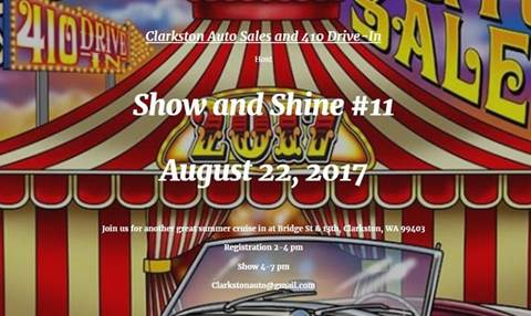 -1 Annual Event Show and Shine #11