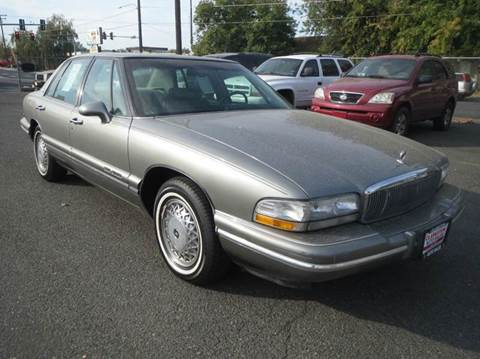 1996 buick park avenue for sale in clarkston wa. Cars Review. Best American Auto & Cars Review