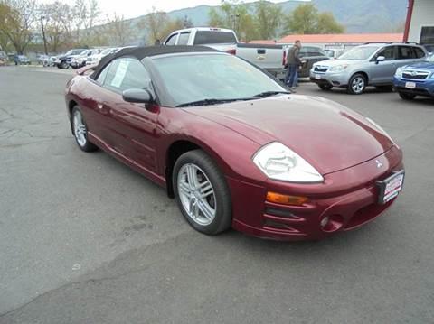 2004 Mitsubishi Eclipse Spyder
