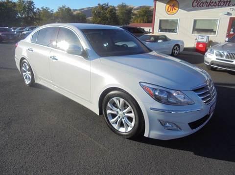 2013 Hyundai Genesis for sale in Clarkston, WA