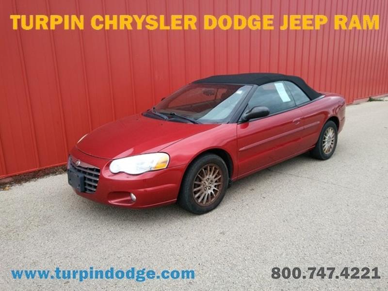 2006 Chrysler Sebring For Sale In Morganville Nj