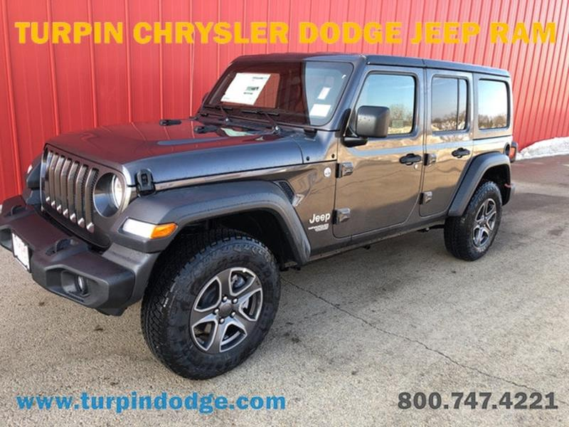 Jeep wrangler for sale in dubuque ia for Richardson motors dubuque iowa
