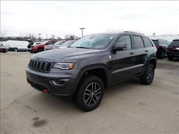 2017 Jeep Grand Cherokee for sale in Dubuque, IA