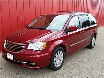 Turpin Dodge Dubuque >> 2012 Chrysler Town and Country For Sale - Carsforsale.com