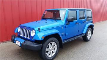 2016 Jeep Wrangler Unlimited for sale in Dubuque, IA
