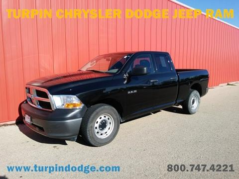 2010 Dodge Ram Pickup 1500 for sale in Dubuque, IA